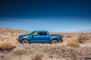2019 ford f 150 raptor supercrew exterior side profile