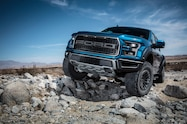 2019 ford f 150 raptor supercrew exterior front quarter 04