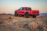 2019 ford f 150 raptor supercrew exterior rear quarter 01