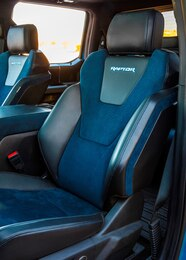 2019 ford f 150 raptor supercrew interior recaro seat