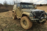 001 jeep 4x4 off road fabrication welding