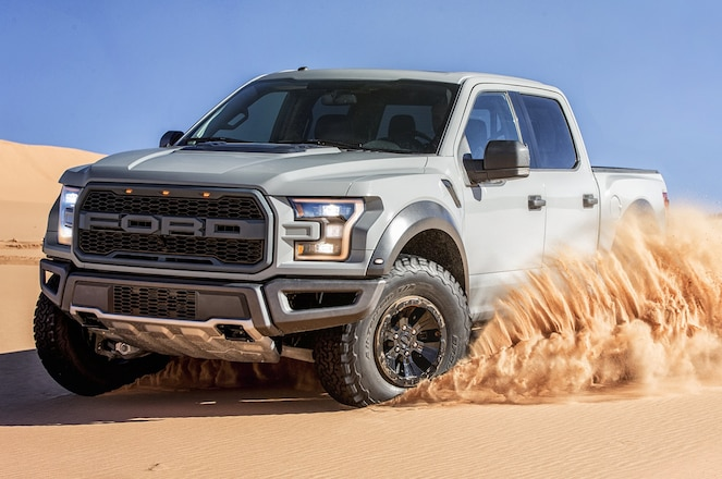 2017 Ford F-150 Raptor Pricing Leaked, May Start Around $49,520