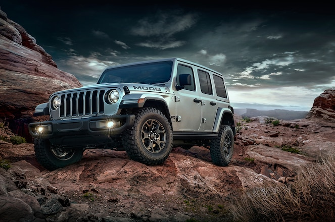 It Begins: 2018 Jeep Wrangler JL Gets Moab Edition
