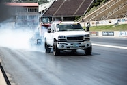 diesel power challenge 2018 trailer tow drag race lead
