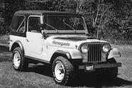 tech jeep cj2a frame flatfender willys