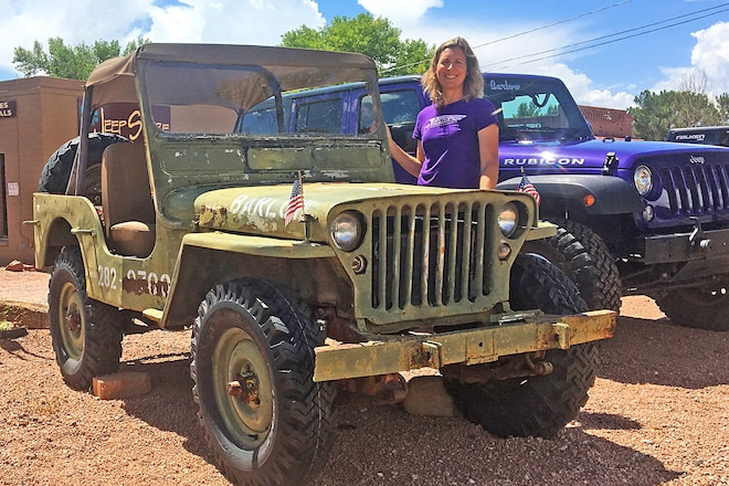 The Value of Old Jeeps