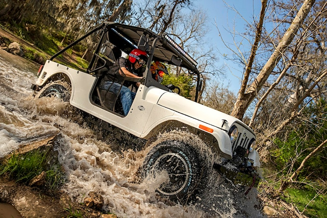 ROXOR Is Ready: Cruising, Crawling, or Hauling—The ROXOR Does it All