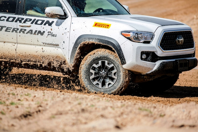Pirelli Gets Dirty: We Test the Scorpion All Terrain Plus on the Trail and the Track