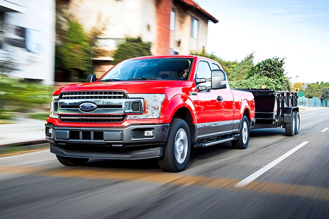 First Drive: 2018 Ford F-150 3.0L Power Stroke Turbodiesel
