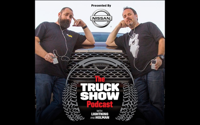 The Truck Show Podcast Presented by Nissan - Episode 14: DPC and the World's Tallest Thermometer