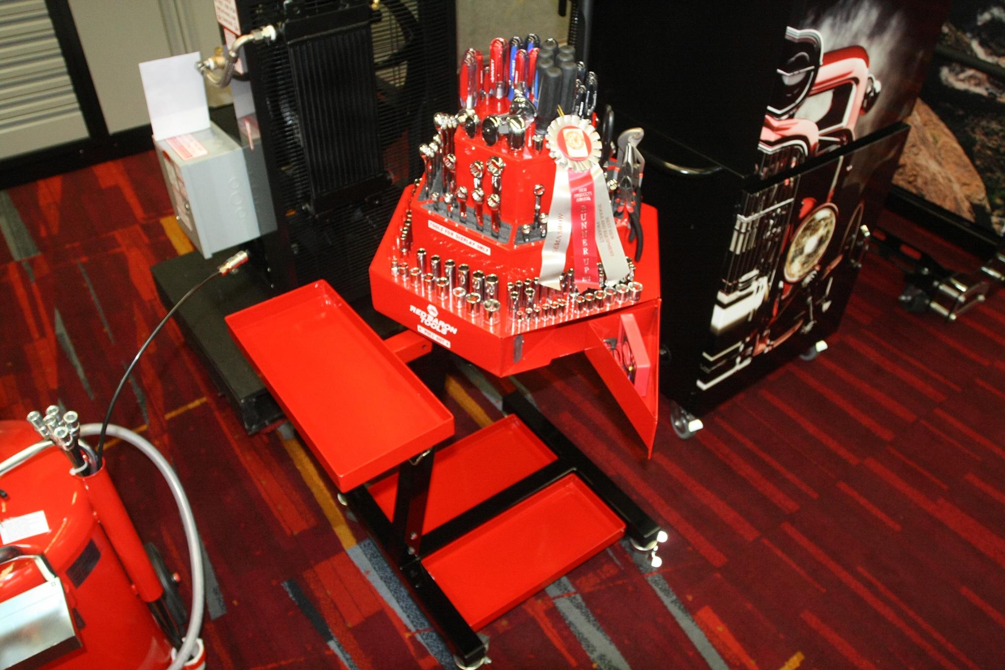 019 sema sidebar redbaron tool organizer