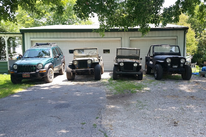 Jeep Shots - DIY Jeeps From Across the Nation!