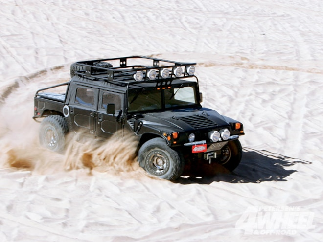 1994 Hummer H1 - Larger Than Life