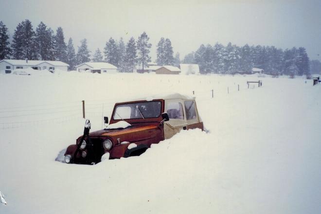 Sideways: <em>Jp</em> Readers' Jeeps