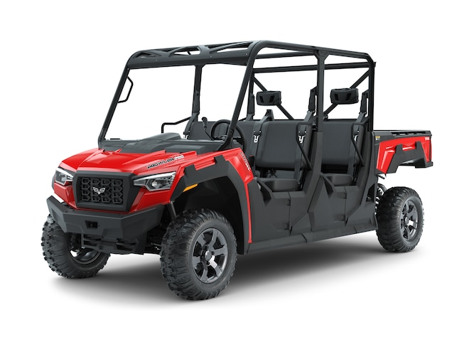 Textron Adds Three New Vehicles to Prowler Pro Lineup