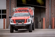 2018 nissan ultimate service titan xd exterior front view 01