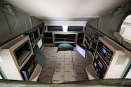 2018 nissan ultimate service titan xd interior bed box bed