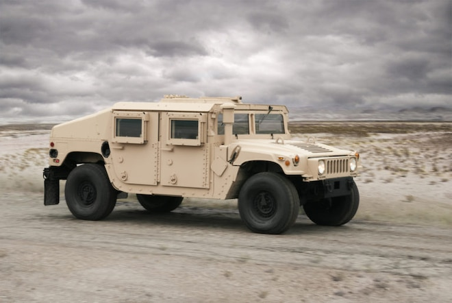 HUMMER MANUFACTURER AM GENERAL UP FOR SALE: WHO IS BUYING?