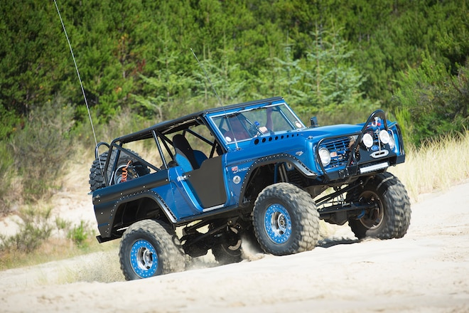 1970 Ford Bronco - Built to Rock