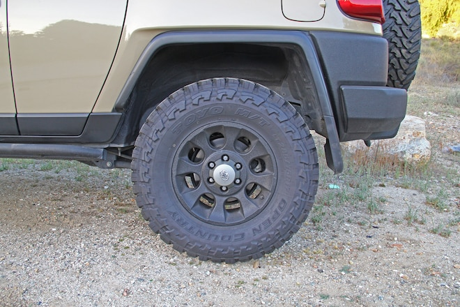 Body-Chop Your FJ Cruiser to Fit Bigger Tires