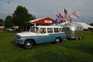004 2018 scout all truck nationals 1961 travelall 1963 airstream