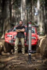 009 Parts Rack Opus Off Road Offroad Camp Trailer Overland