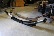 005 ford f350 rear leaf springs new vs old