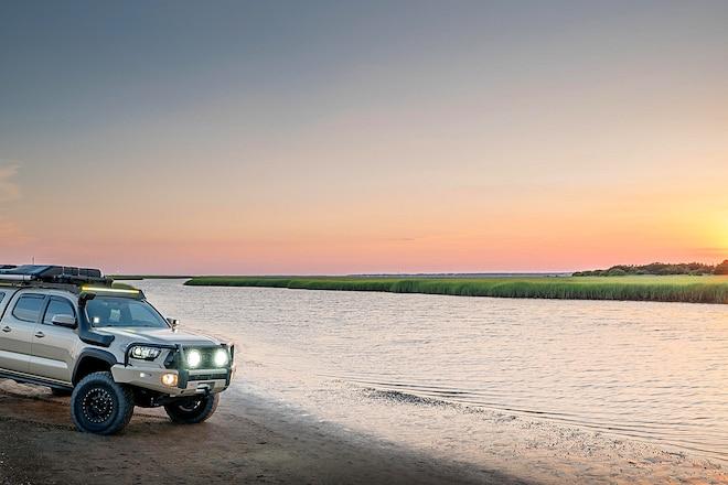Tacomalanding: A 2017 Toyota Tacoma Built for Adventure