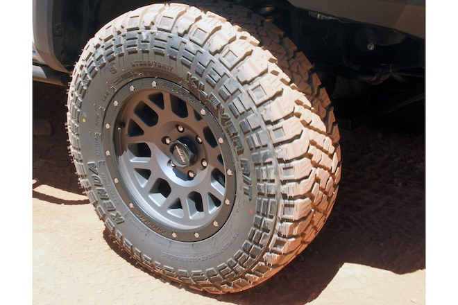Tire Test: We Put the New Kenda Klever R/T to the Test on Some Arizona Rocks