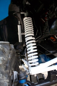 04 duramax powered 1972 suburban coil over four link suspension