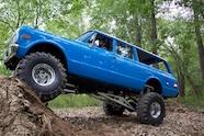 02 duramax powered 1972 suburban chevrolet suburban suspension flex