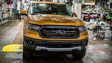 2019 Ford Ranger at Michigan Assembly Plant 06