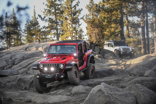 10 Reasons Why the new JL Wrangler Rubicon Is Better Than the JK Wrangler Rubicon