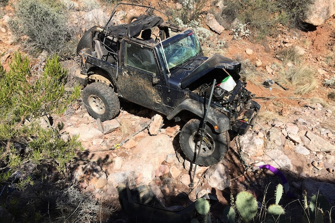 Nena Knows Jeeps - Best Steps To Safe Vehicle Recovery
