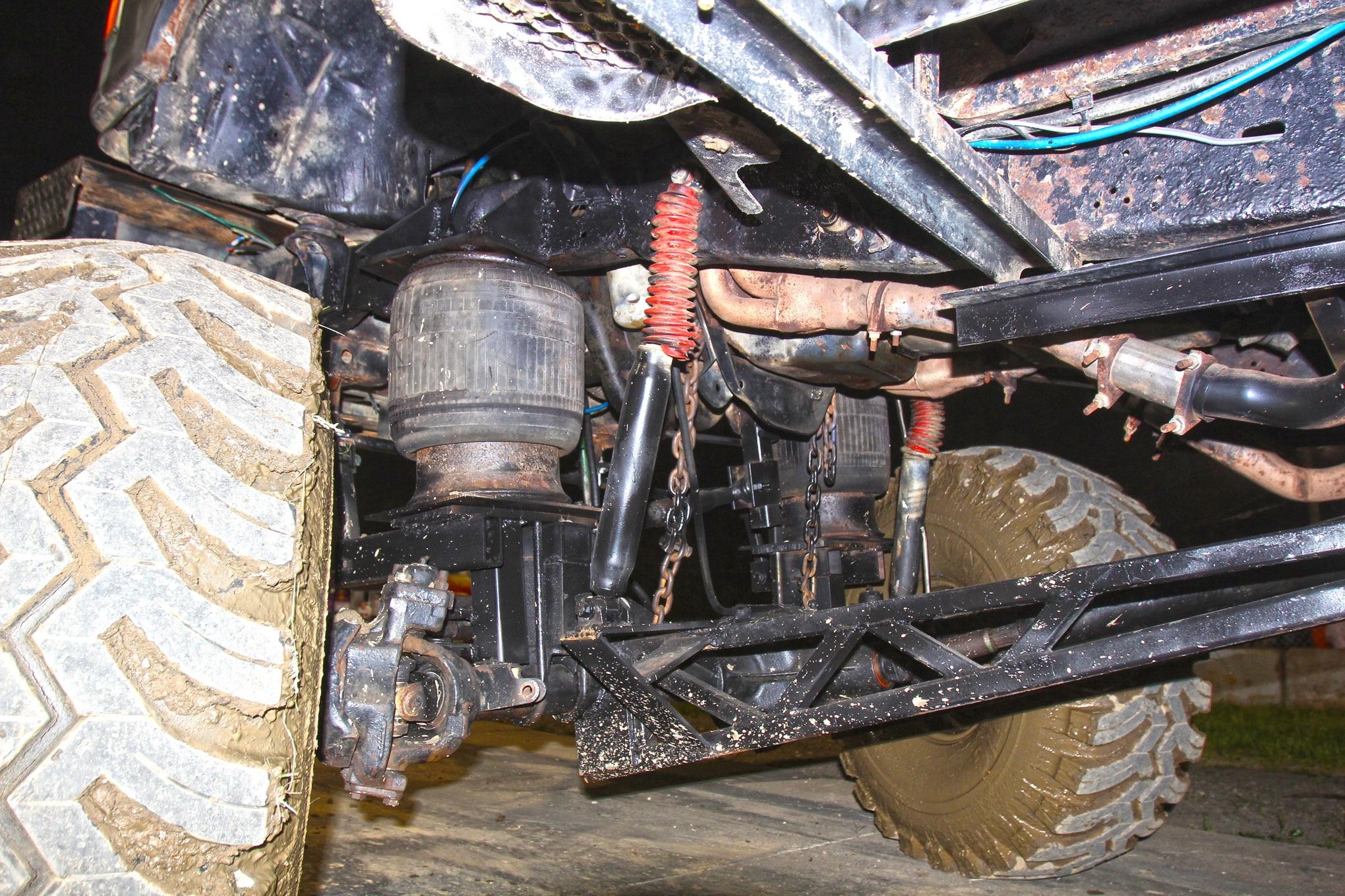 truck night yankee lake f250 night