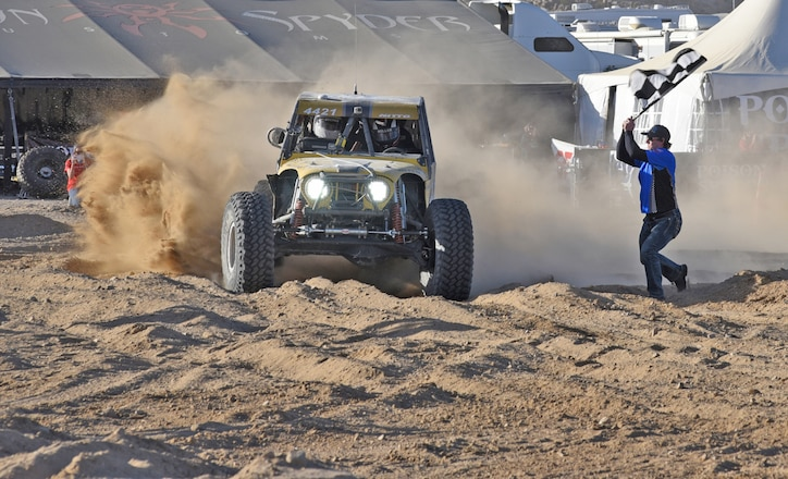 5 Stories You Haven't Heard From 2016 King of the Hammers