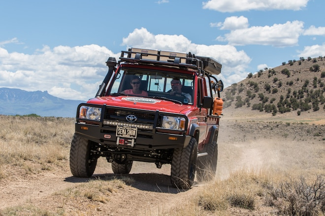Proffitt's Resurrection Land Cruisers Makes What Might Be the Perfect Small Pickup