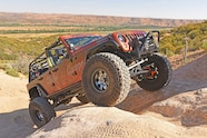 005 pinup poster jeep