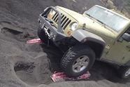 009 preparing a jeep maxtrax