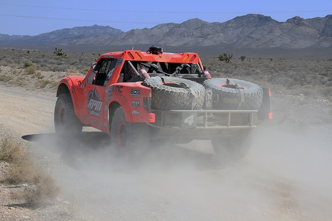 Unlimited Desert Trucks Added to King of the Hammers Week