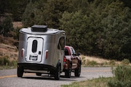 airstream basecamp x on road
