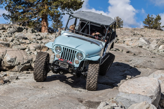 1972 Jeep CJ-6: A Jeep Fit for a King