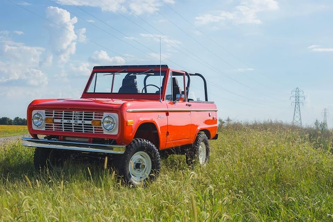 How to Get Your New Old Bronco