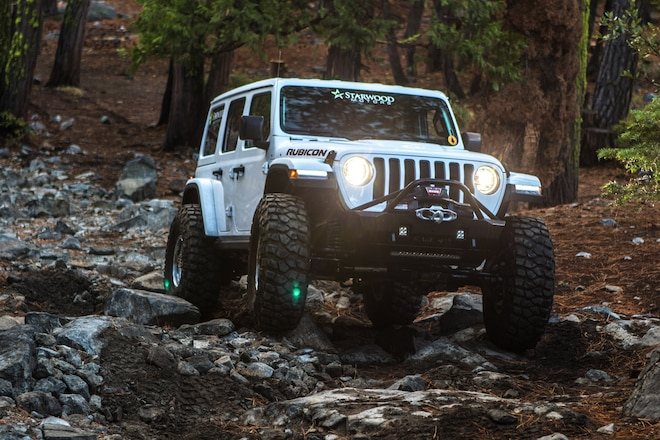 New 2018 Jeep Wrangler JL Is Incredibly Capable, but Even More Now
