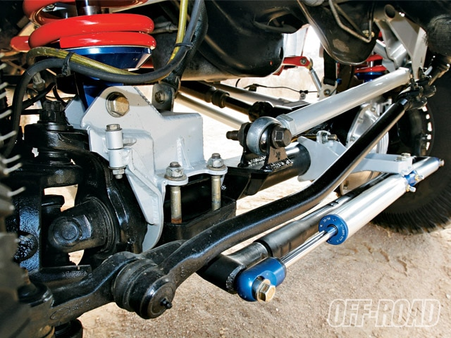 0903or 04 z+2003 ford f 350+fox steering stabilizers