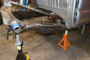 007 solo king currie back half suspension tacoma rearend on