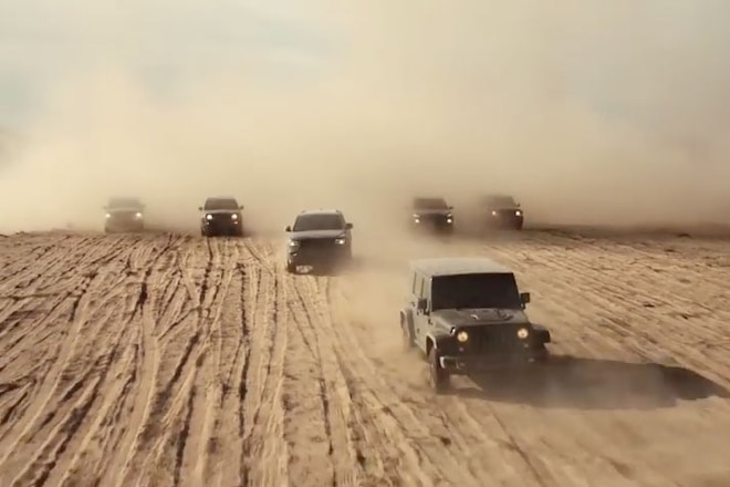 Two Jeep Commercials Celebrate and Honor 75 Years of Jeep