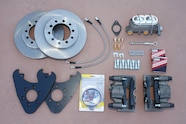 003 1975 cj 5 drum to disc brake swap ssbc kit