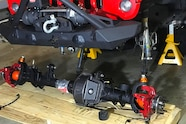 02 fusion jk dana 6044 hybrid axle under jeep jk