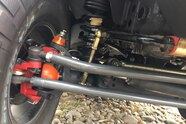 14 steering and fusion axle in jk wrangler